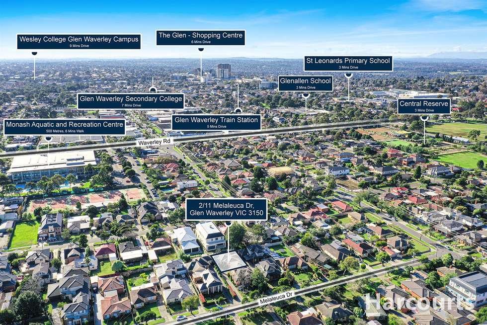 Third view of Homely unit listing, 2/11 Melaleuca Drive, Glen Waverley VIC 3150