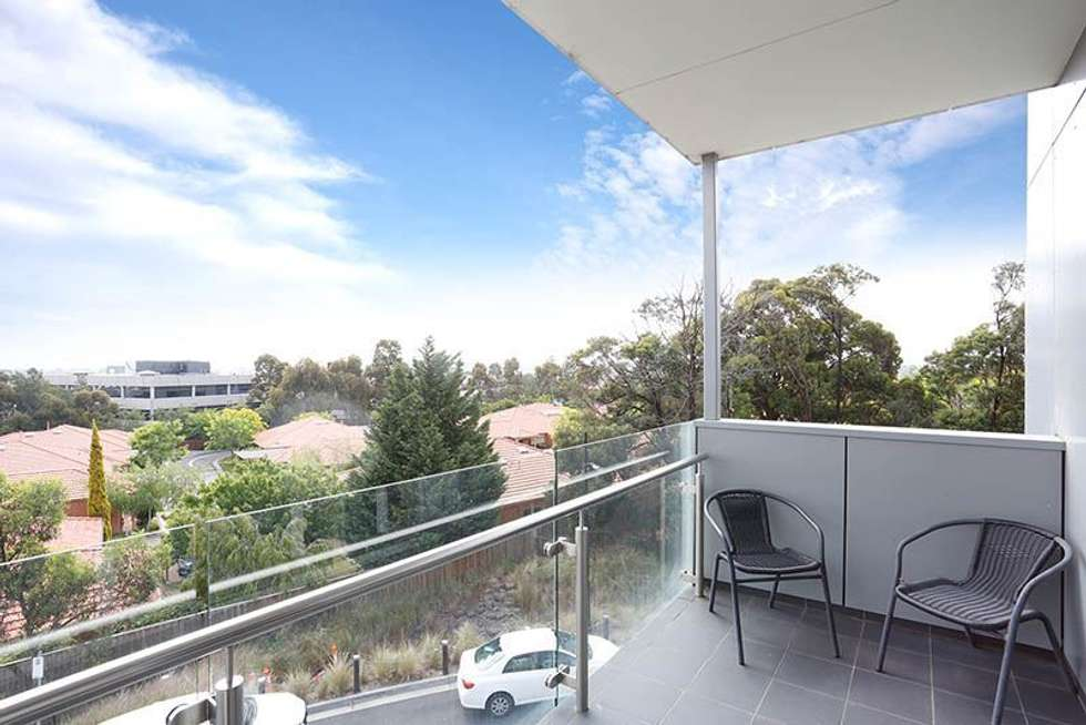 Second view of Homely apartment listing, 111/2 Yarra Bing Crescent, Burwood VIC 3125