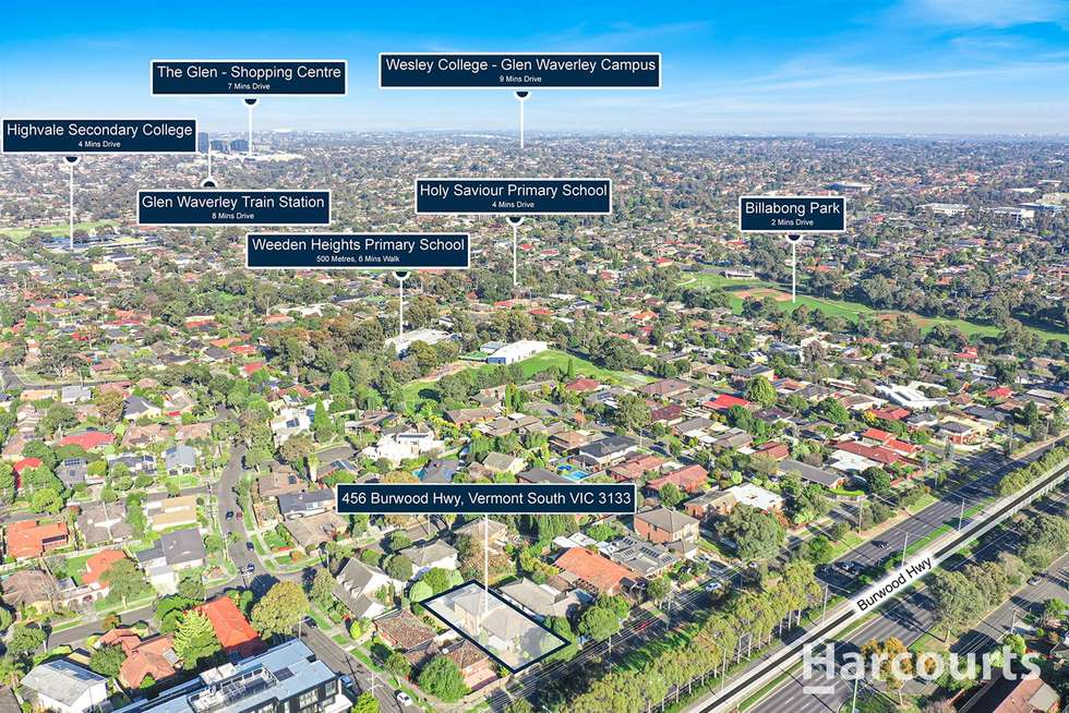 Third view of Homely house listing, 456 Burwood Highway, Vermont South VIC 3133