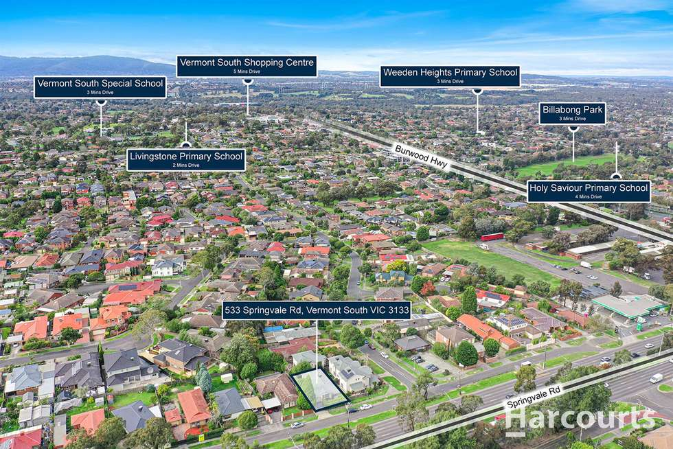 Second view of Homely house listing, 533 Springvale Road, Vermont South VIC 3133