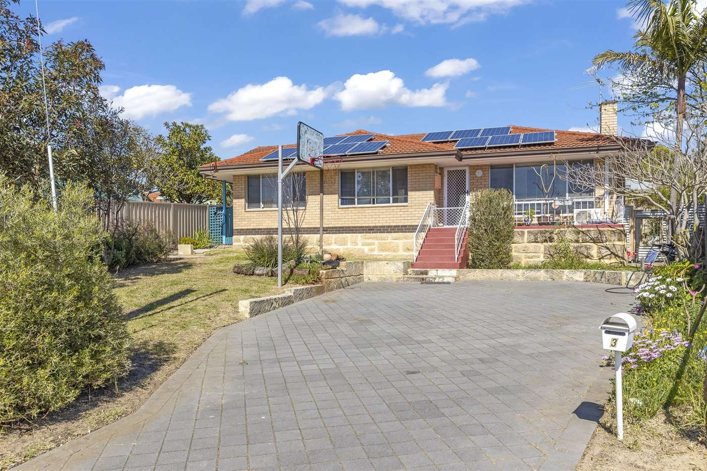 Main view of Homely house listing, 3 Miranda Crescent, Coolbellup WA 6163