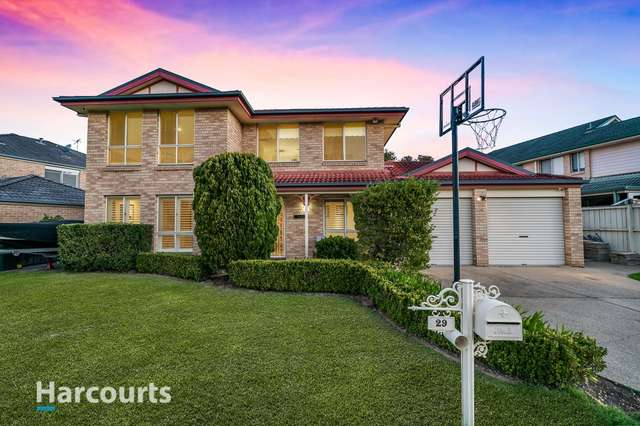 29 Beaumont Drive, Beaumont Hills NSW 2155