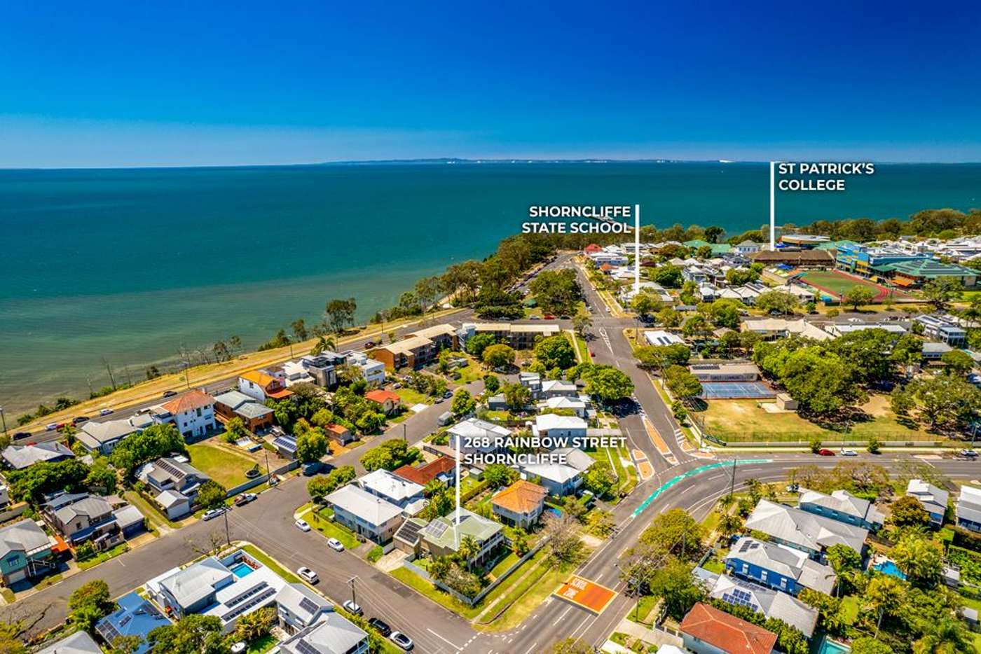 Main view of Homely house listing, 268 Rainbow Street, Shorncliffe QLD 4017