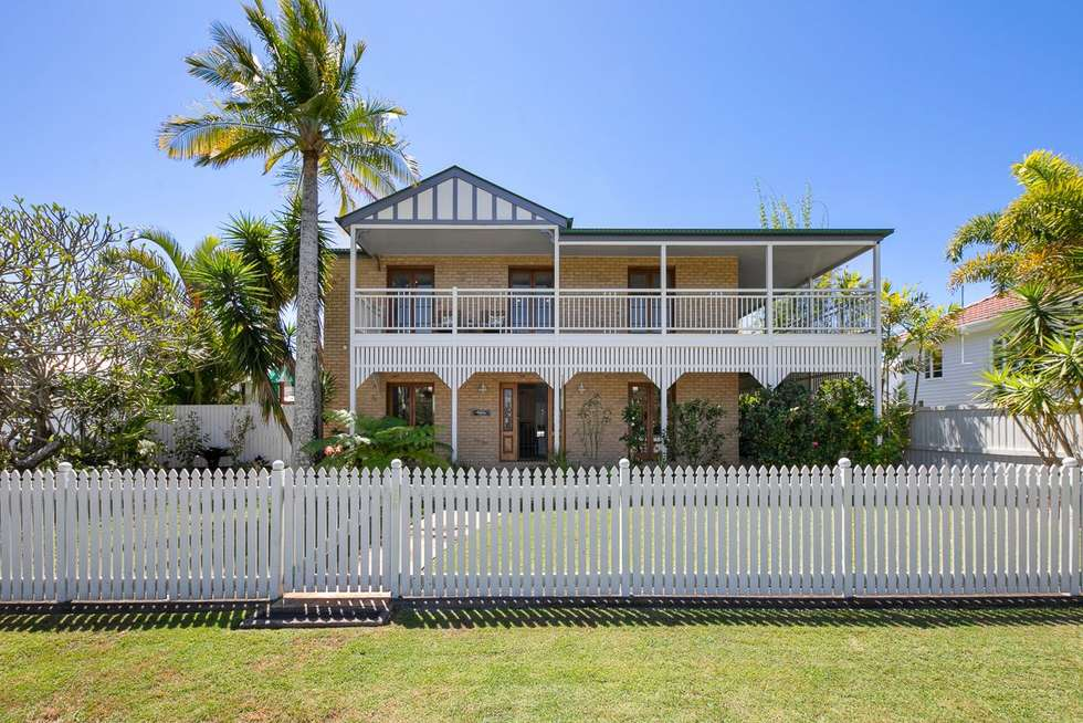 Second view of Homely house listing, 268 Rainbow Street, Shorncliffe QLD 4017