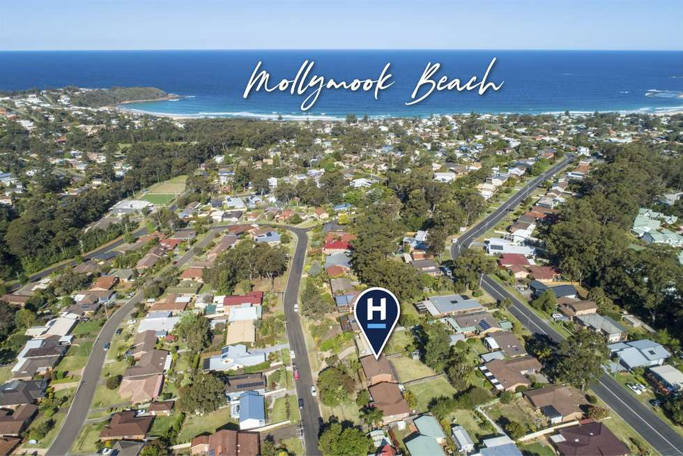 Second view of Homely house listing, 43 Treetops Crescent, Mollymook Beach NSW 2539