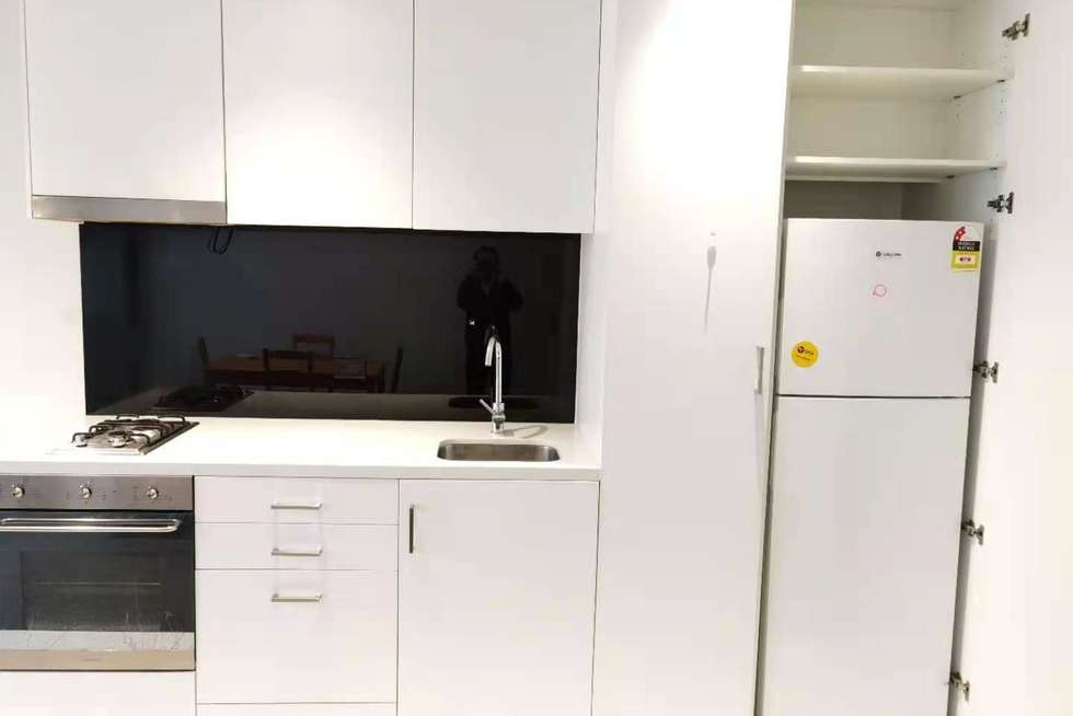 Second view of Homely apartment listing, 906/601 Little Collins Street, Melbourne VIC 3000