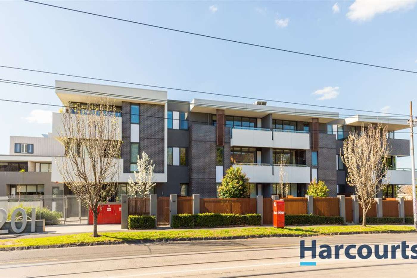 Main view of Homely apartment listing, 115/201 Whitehorse Road, Balwyn VIC 3103