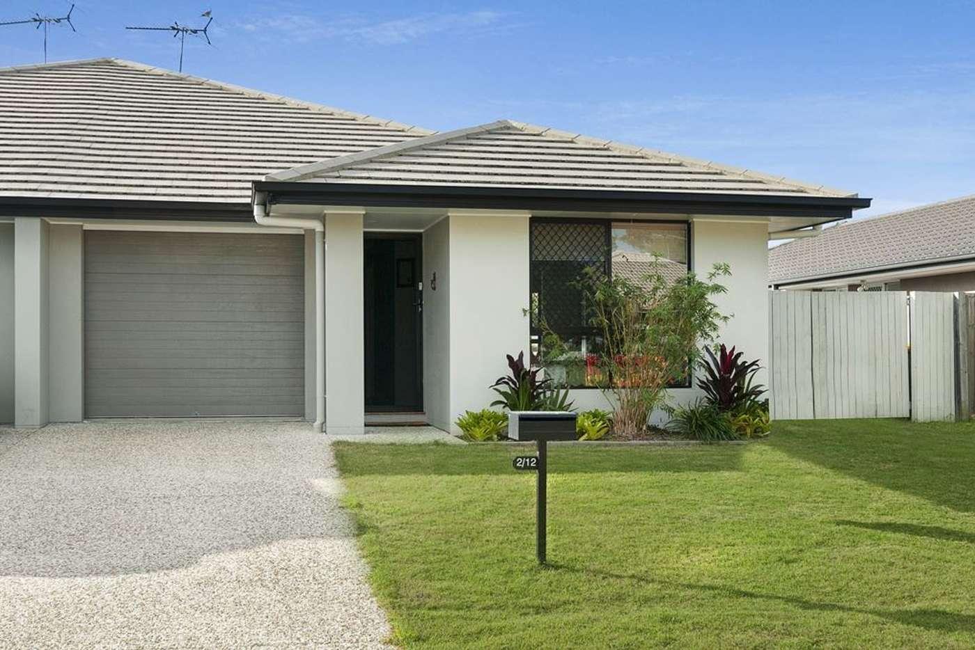 Main view of Homely semiDetached listing, 2/12 Maud Street, Bannockburn QLD 4207