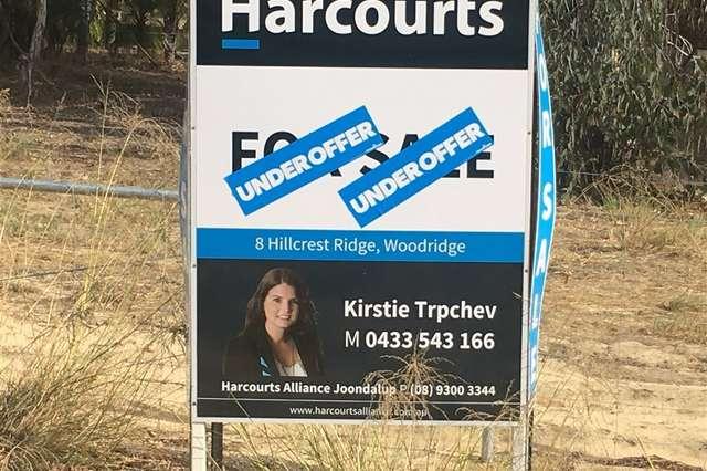 8 Hillcrest Ridge, Woodridge WA 6041