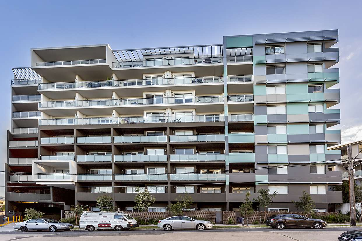 Main view of Homely apartment listing, 702/75-81 Park Road, Homebush, NSW 2140