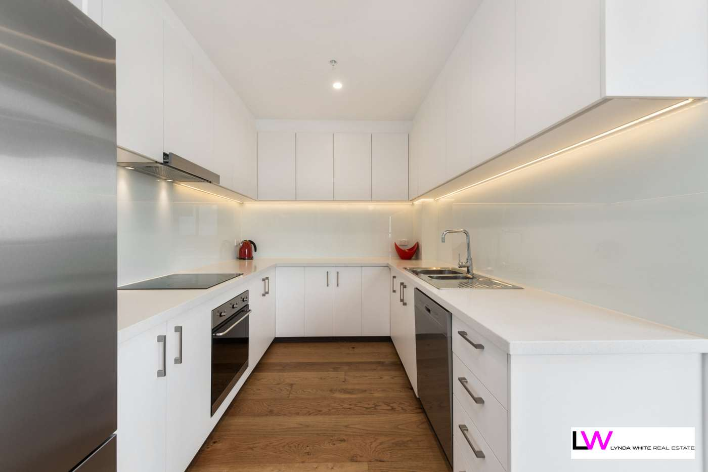 Main view of Homely apartment listing, 402/91 Nicholson Street, Brunswick East, VIC 3057