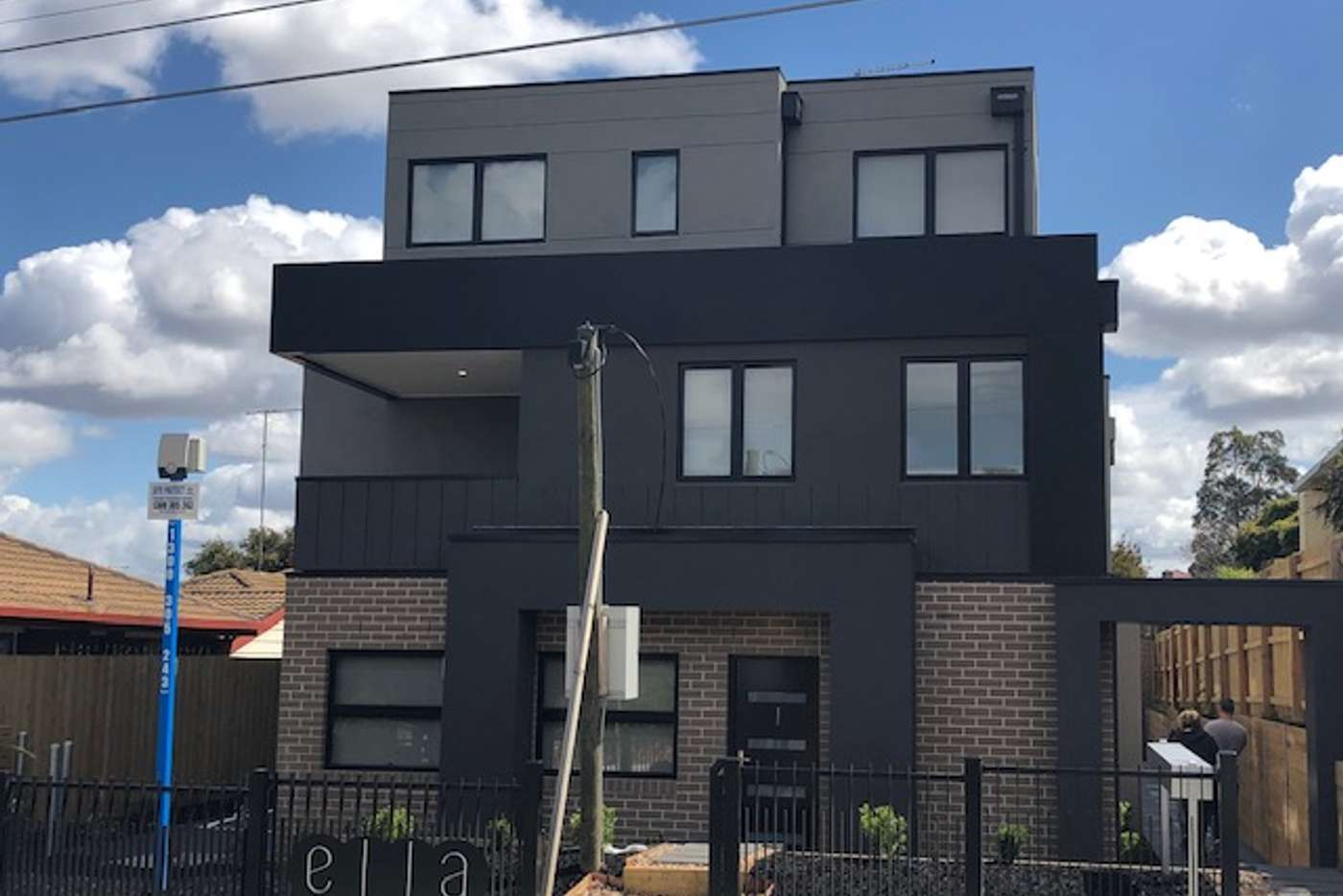 Main view of Homely townhouse listing, 2/481 Albion Street, Brunswick West VIC 3055
