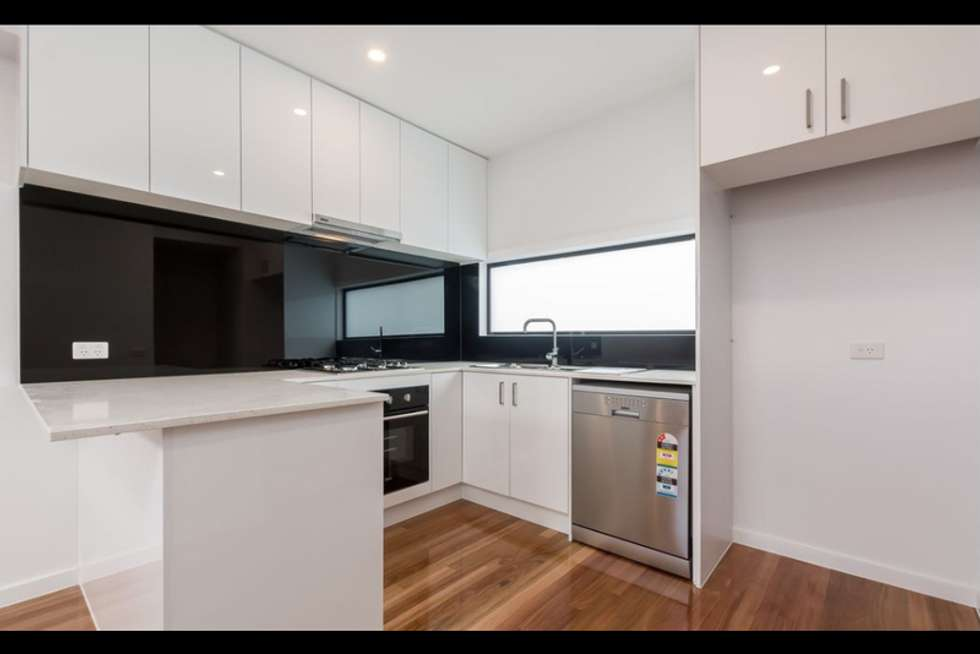 Second view of Homely townhouse listing, 2/481 Albion Street, Brunswick West VIC 3055