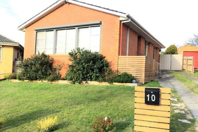 10 Heesom Crescent, Churchill VIC 3842