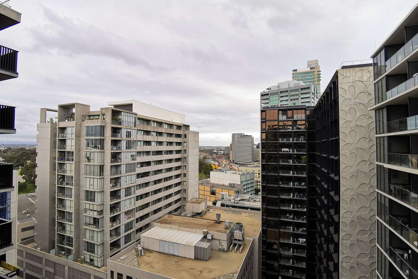 Seventh view of Homely house listing, 1718/39 Coventry Street, Southbank VIC 3006