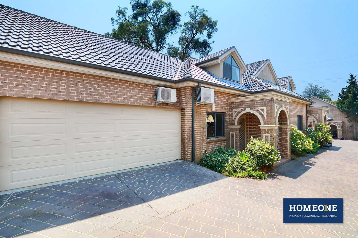 Main view of Homely townhouse listing, 2/32 Lancaster Avenue, Punchbowl NSW 2196