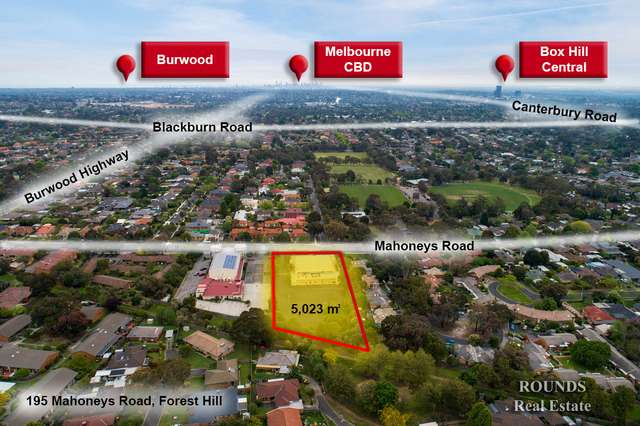 195 Mahoneys Road, Forest Hill VIC 3131