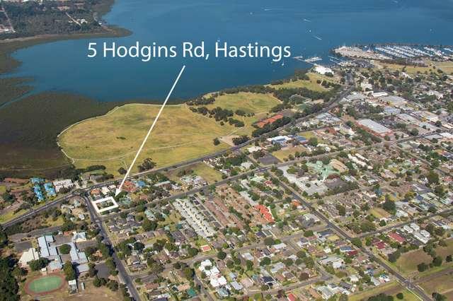 5 Hodgins Road, Hastings VIC 3915