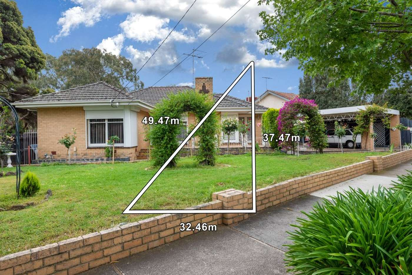 Main view of Homely house listing, 48 Robbins Street, Ivanhoe VIC 3079