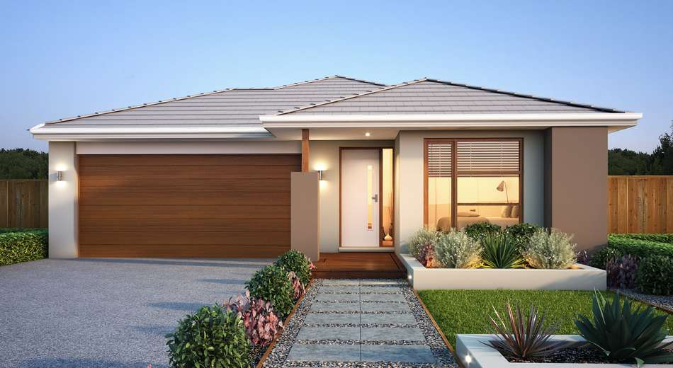 "Lot 637 Marberspring Rd (Edgebrook ""The Banks"" Premium Village, Clyde VIC 3978"