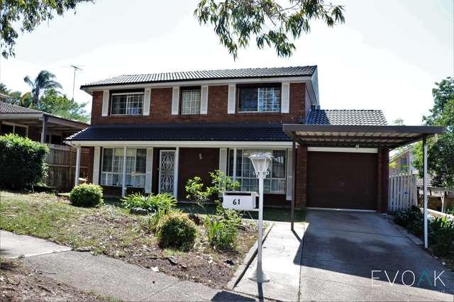 61 Wellesley Crescent, Kings Park NSW 2148