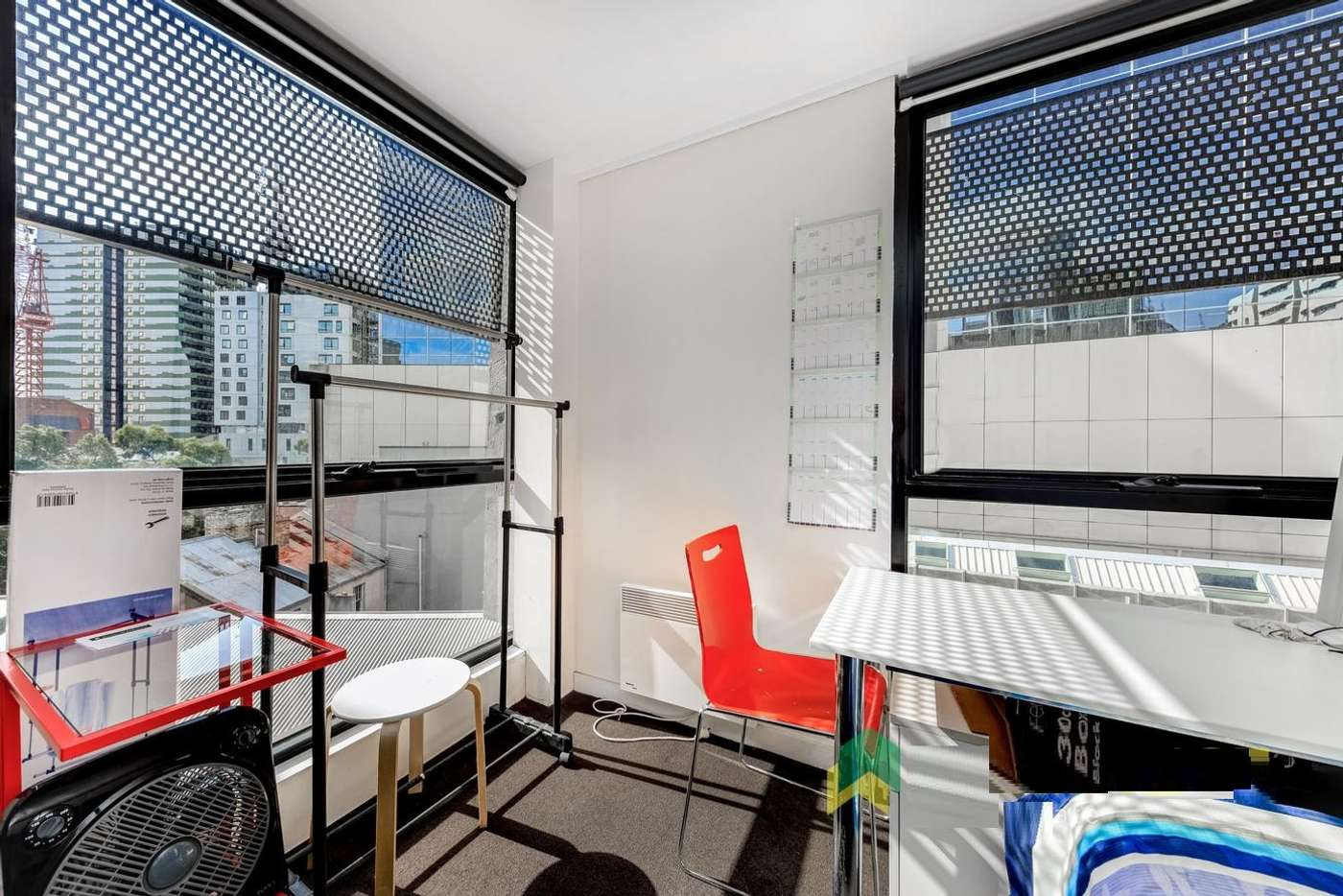 Main view of Homely apartment listing, 411/127 Leicester Place, Carlton VIC 3053