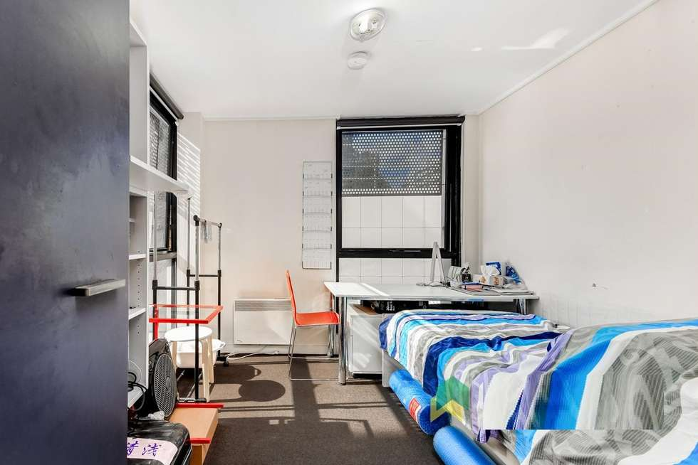 Second view of Homely apartment listing, 411/127 Leicester Place, Carlton VIC 3053