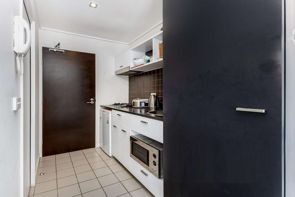 Fourth view of Homely apartment listing, 411/127 Leicester Place, Carlton VIC 3053