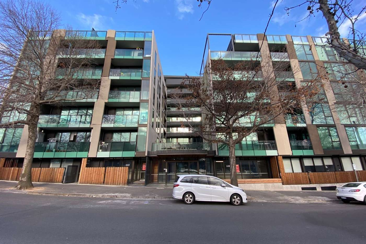Main view of Homely apartment listing, 121 Rosslyn Street, West Melbourne VIC 3003
