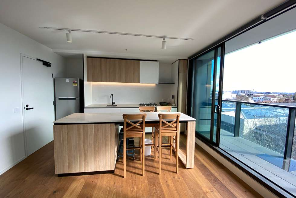 Second view of Homely apartment listing, 121 Rosslyn Street, West Melbourne VIC 3003