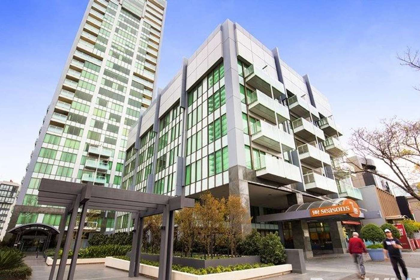 Main view of Homely apartment listing, T411/348 St Kilda Road, Melbourne VIC 3004