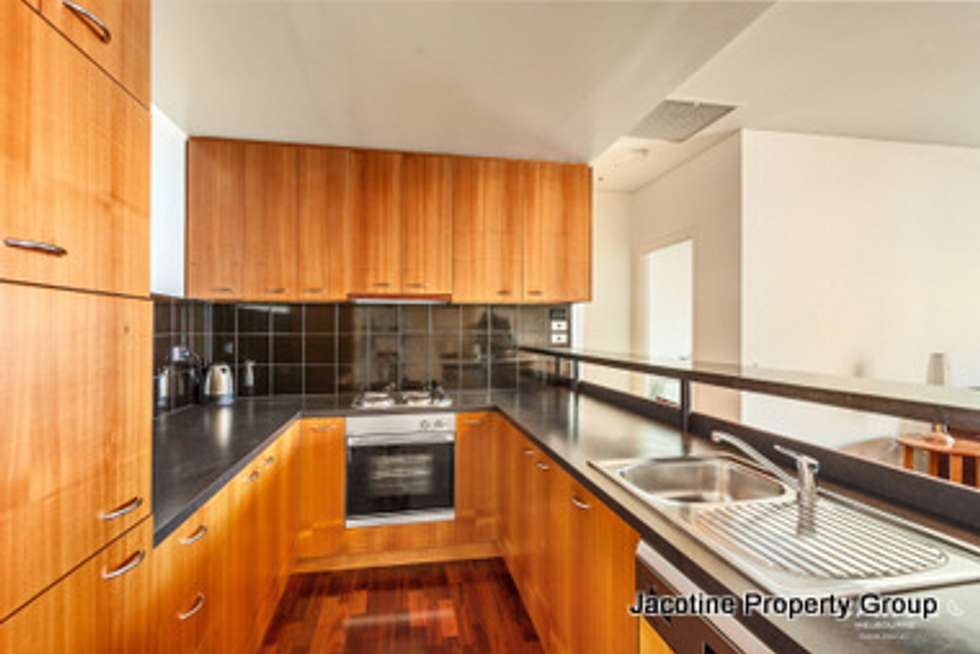 Second view of Homely apartment listing, T411/348 St Kilda Road, Melbourne VIC 3004