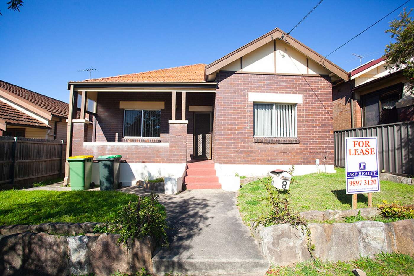 Main view of Homely house listing, 8 Fifth Street, Granville NSW 2142