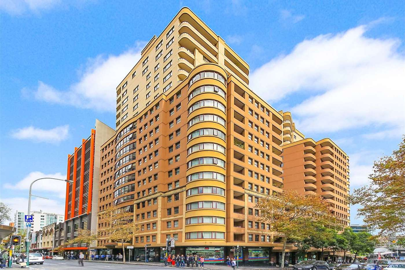 Main view of Homely apartment listing, 289 Sussex Street, Sydney NSW 2000