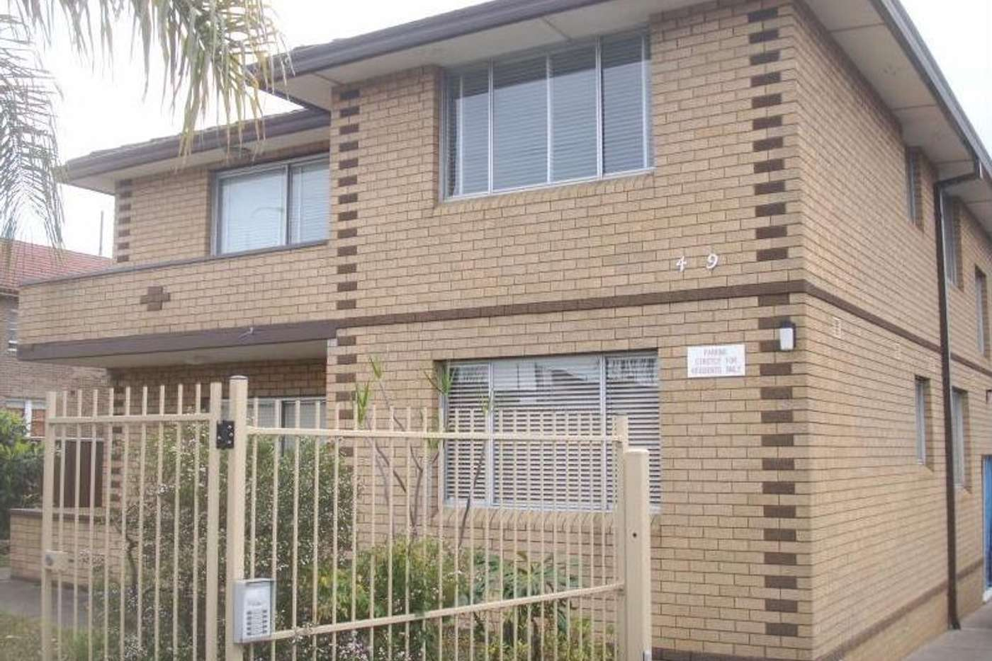 Main view of Homely unit listing, 3/49 Church Street, Lidcombe NSW 2141