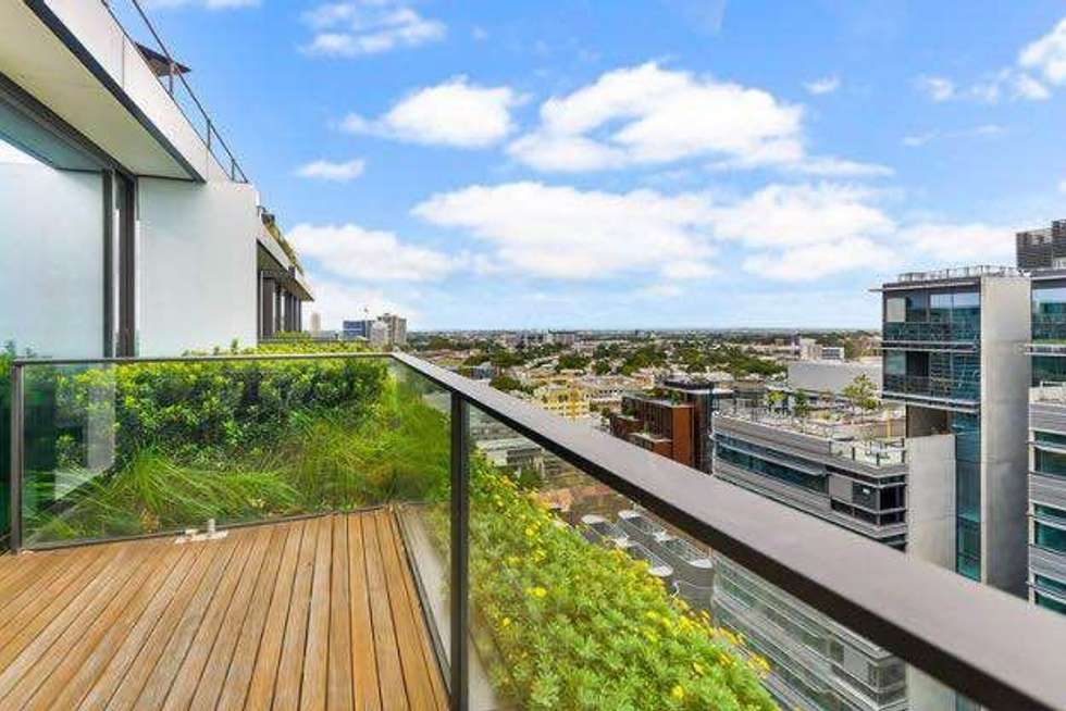 Second view of Homely apartment listing, Level 16/2 Chippendale Way, Chippendale NSW 2008
