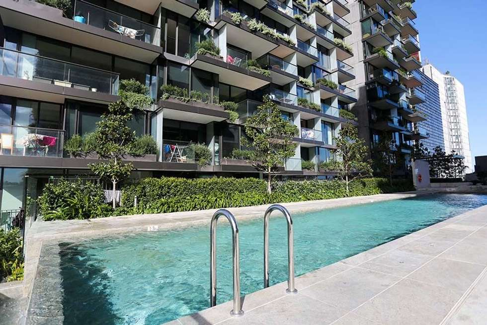 Fifth view of Homely apartment listing, Level 16/2 Chippendale Way, Chippendale NSW 2008