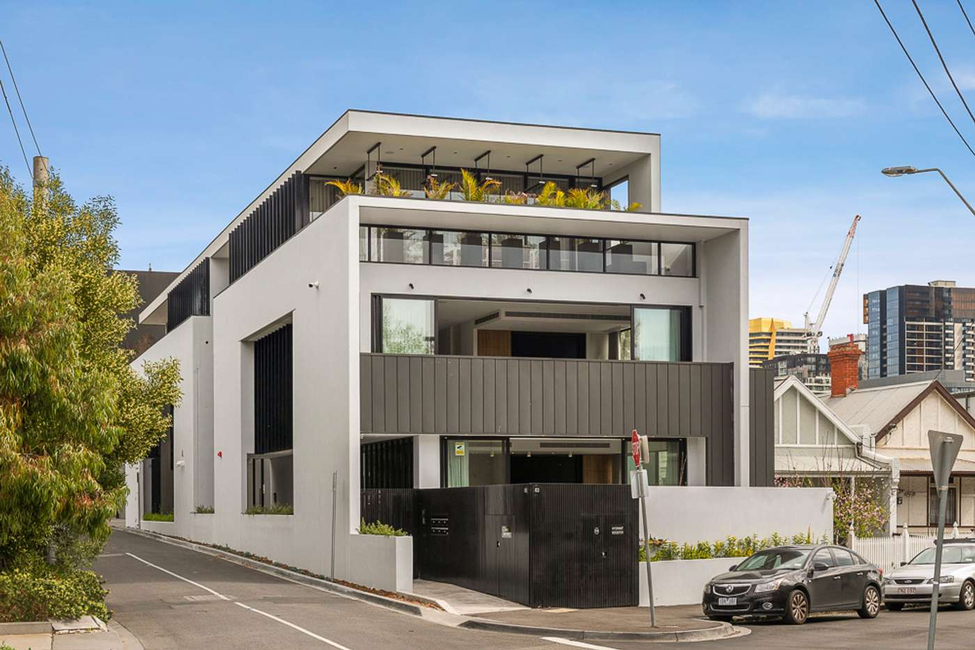 Main view of Homely apartment listing, 1/83 Surrey Rd North, South Yarra VIC 3141