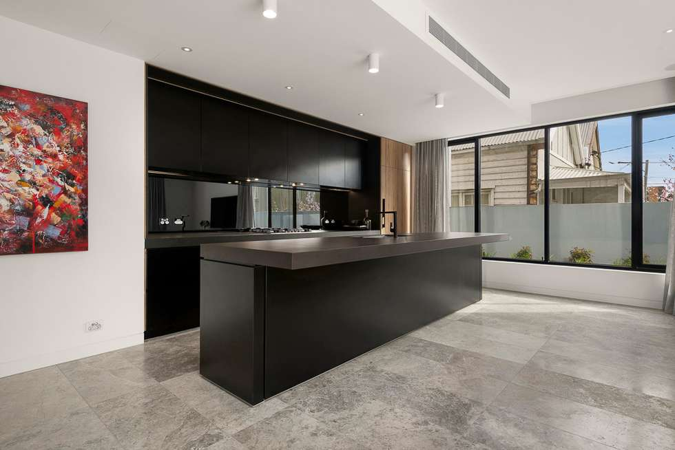 Second view of Homely apartment listing, 1/83 Surrey Rd North, South Yarra VIC 3141