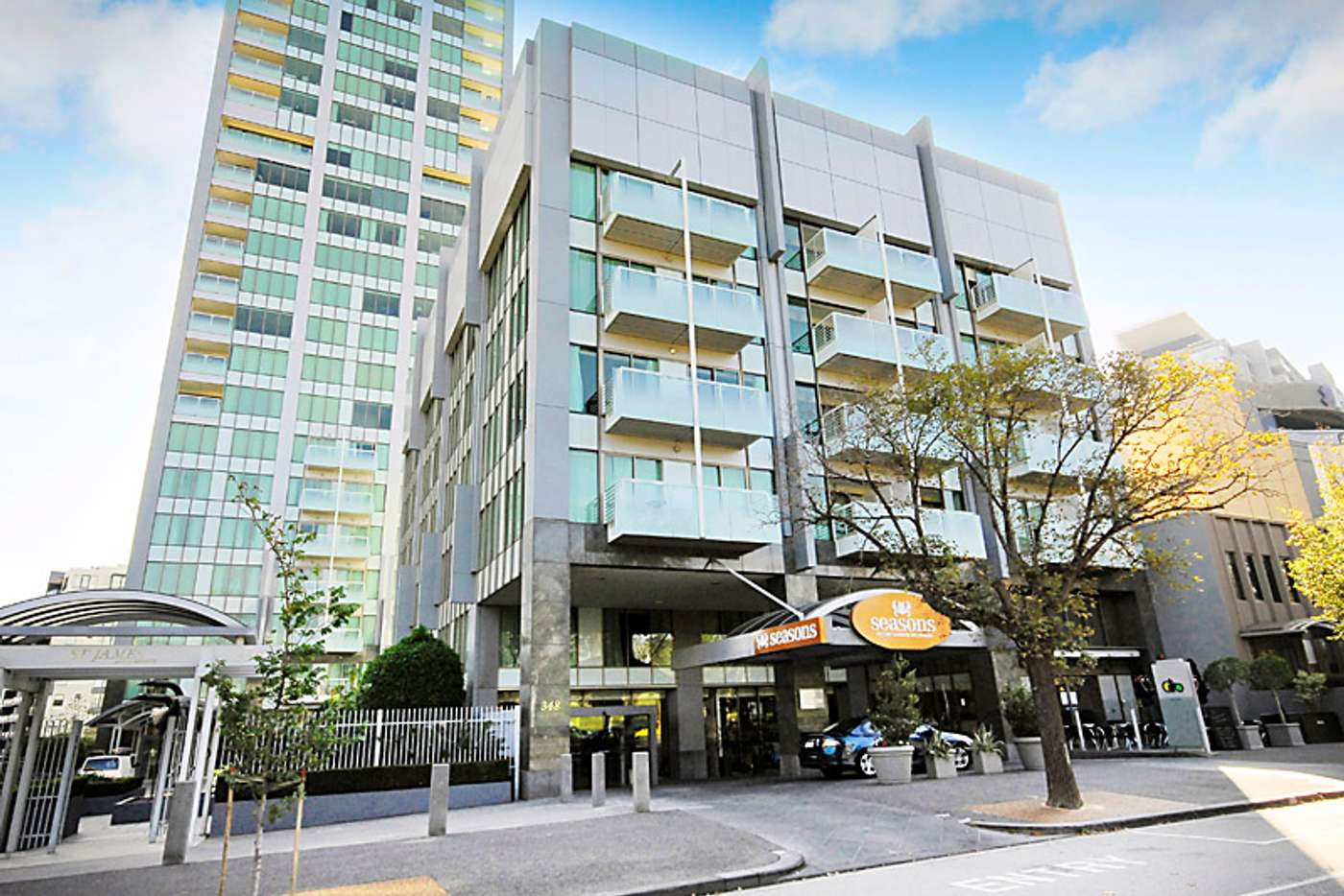 Main view of Homely apartment listing, T509/348 St Kilda Road, Melbourne VIC 3004
