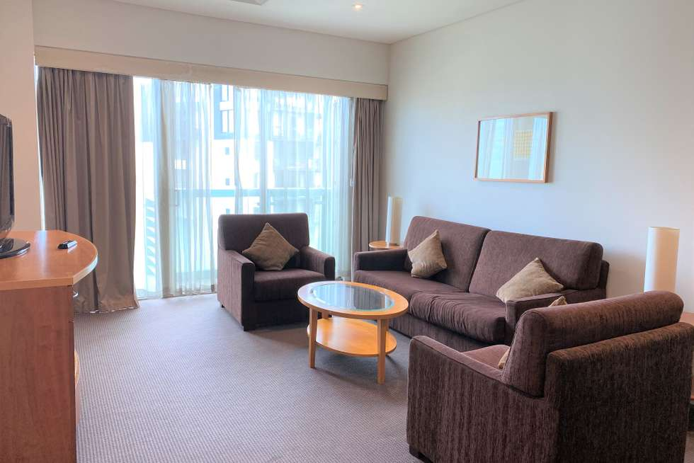 Third view of Homely apartment listing, T509/348 St Kilda Road, Melbourne VIC 3004