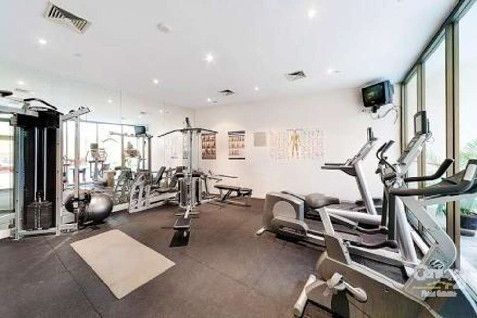 Fifth view of Homely apartment listing, T509/348 St Kilda Road, Melbourne VIC 3004