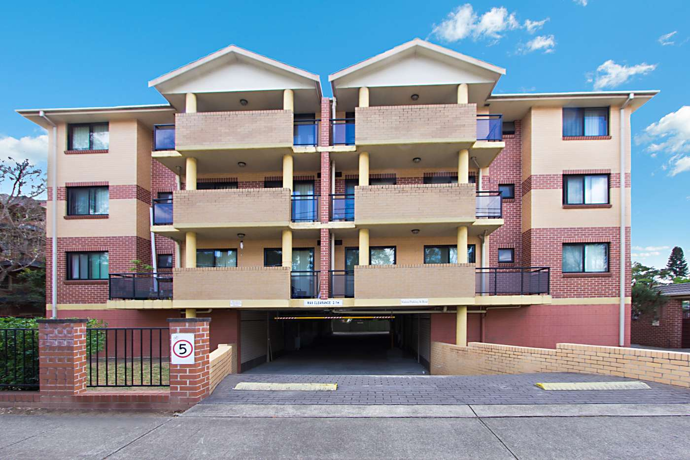 Main view of Homely unit listing, 73-75 Deakin Street, Silverwater NSW 2128