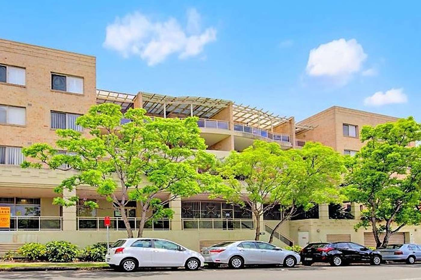 Main view of Homely apartment listing, 22/99 Anzac Avenue, West Ryde NSW 2114