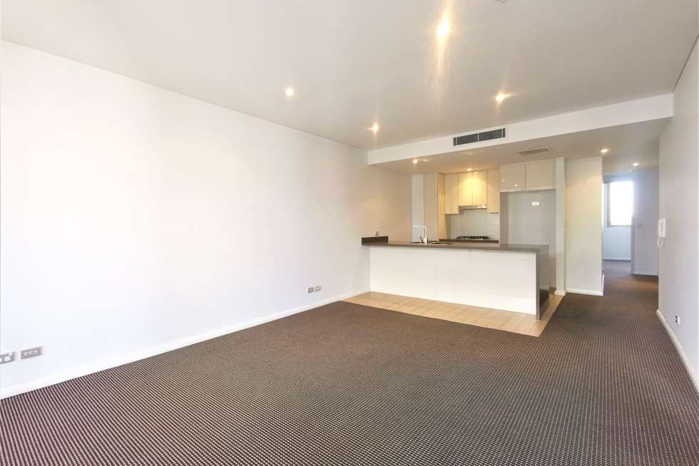 Second view of Homely apartment listing, 742/12 Victoria Park Parade, Zetland NSW 2017