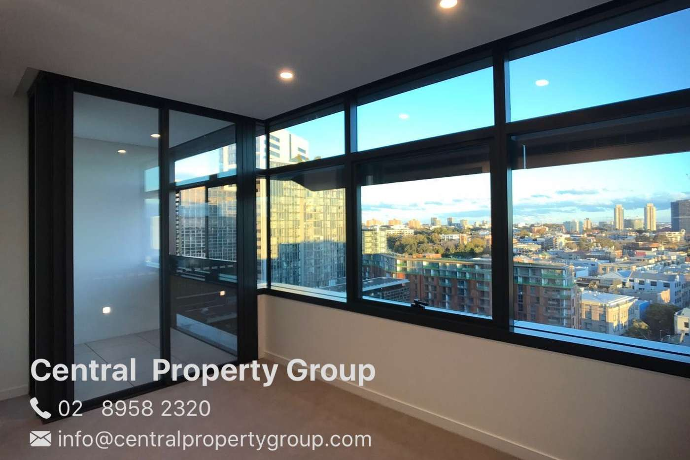 Sixth view of Homely apartment listing, Level 15/1 Chippendale way, Chippendale NSW 2008