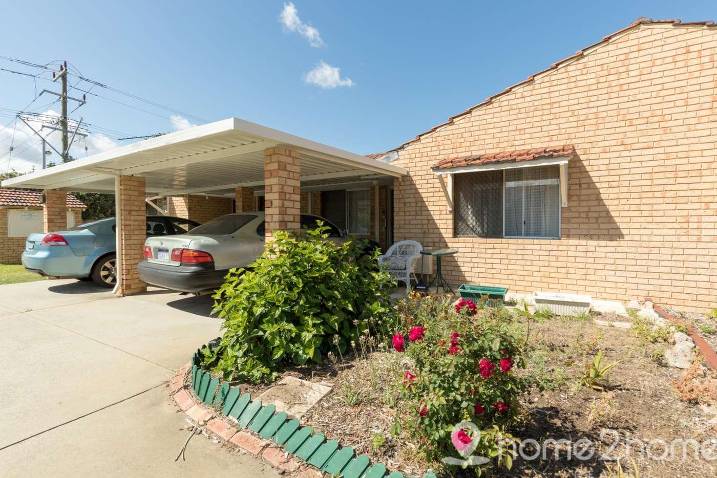 Main view of Homely villa listing, 18/105 Simpson Avenue, Rockingham WA 6168