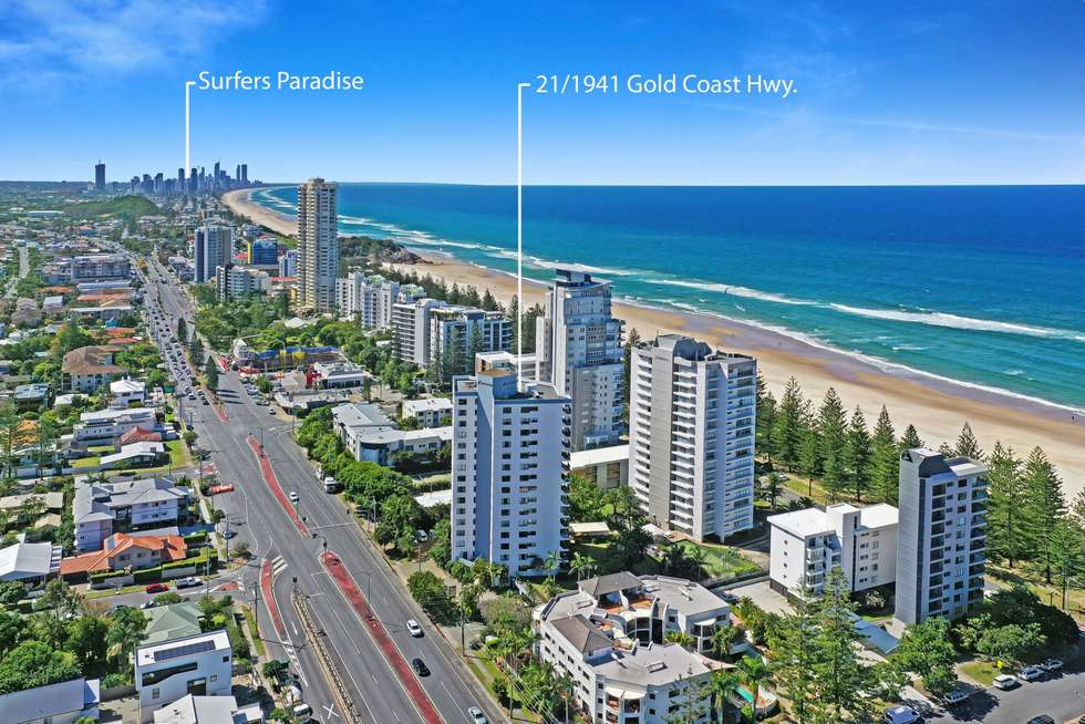 Second view of Homely unit listing, 21/1941 Gold Coast Highway, Burleigh Heads QLD 4220