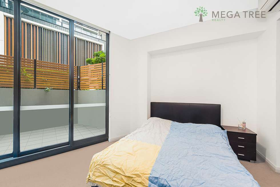 Fifth view of Homely apartment listing, 206/10 Burroway Road, Wentworth Point NSW 2127