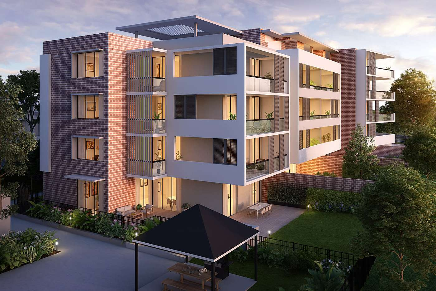 Main view of Homely apartment listing, 2B Hector Court, Kellyville, NSW 2155
